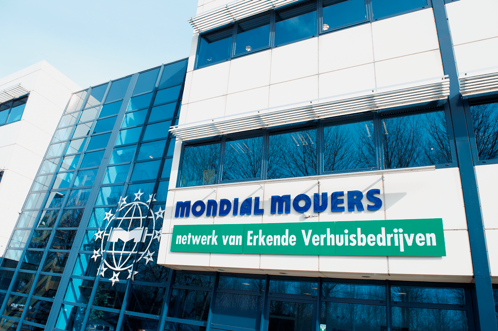 Hoofdkantoor Mondial Movers, Mondial Movers Projectmanagement, MMP